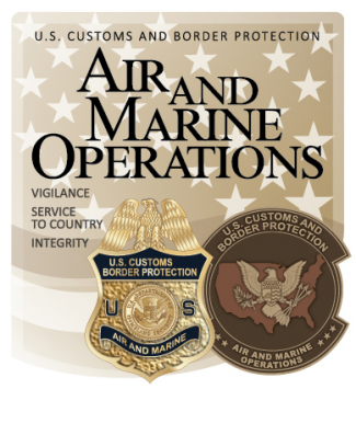 U.S. Customs and Border Protection, Air and Marine Operations image
